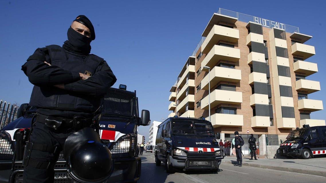 spain police reuters