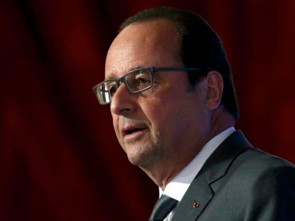 """فرنسا تدرس تنفيذ عمليات جوية ضد """"داعش"""" في سوريا"""
