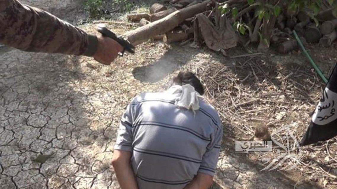 داعش يعدم صحفي في الموصل