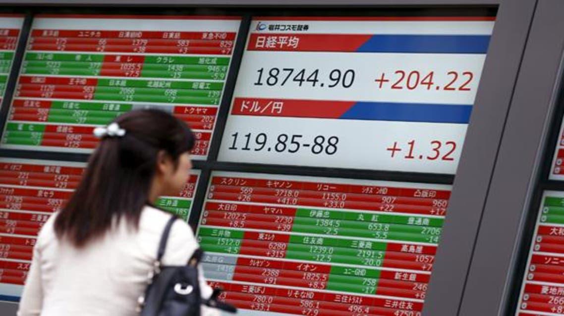أسهم بورصة الصين