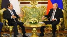 بوتين إلى القاهرة.. وهذه ملفات اجتماعه مع السيسي