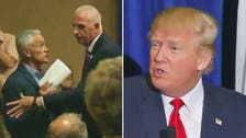 Trump squabbles with TV reporters Jorge Ramos and Megyn Kelly