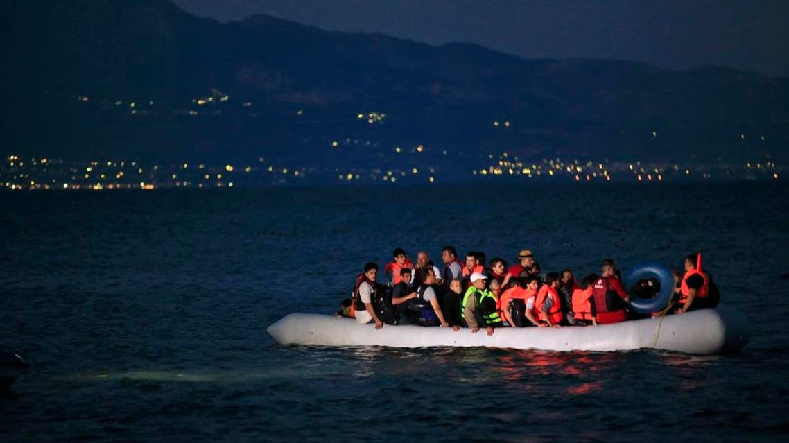 More than 2,300 migrants have died at sea this year during attempts to reach Europe, almost invariably on overcrowded boats chartered by people smugglers. (File photo: AP)