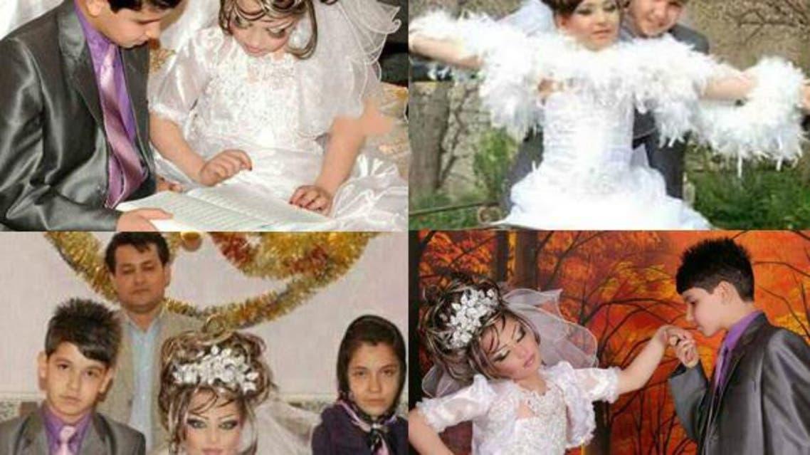 زواج القصر في ايران
