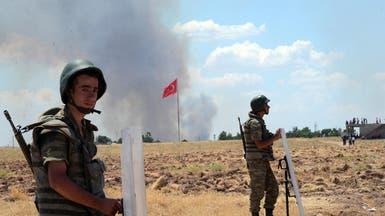 توغل عسكري تركي في العراق لملاحقة متمردين أكراد
