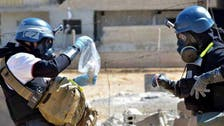U.N. moves forward with plans for Syria chemical weapons probe