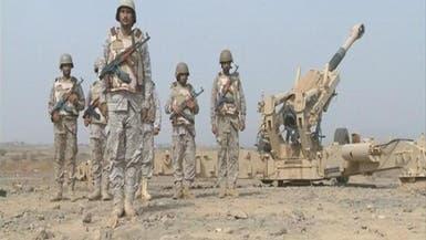 القوات السعودية تدمّر 18 دبابة لميليشيات الحوثيين