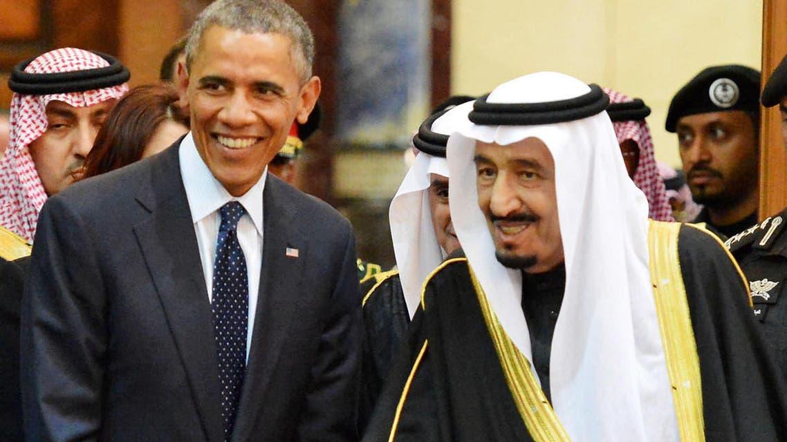 أوباما والملك سلمان