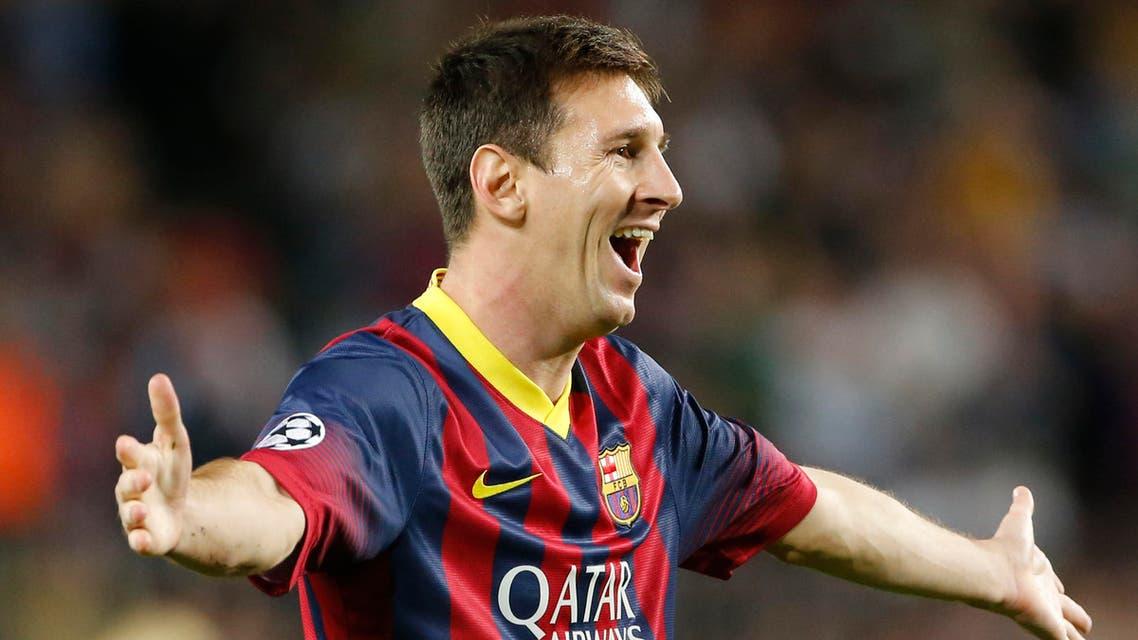 Messi AP