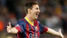 Messi named Europe's 2015 top player
