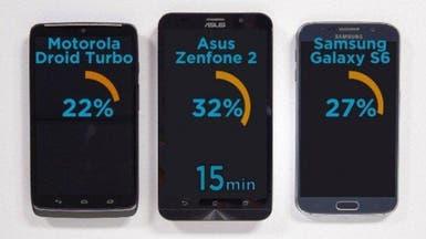 تعرف على أسرع هاتف في شحن البطارية؟