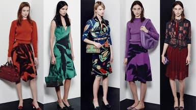 """اكتشفي أزياء """"بوتيغا فينيتا"""" لما قبل هذا الخريف"""