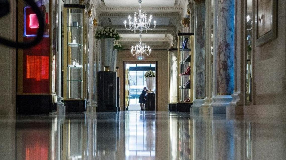 The thefts of safes from dozens of rooms took place at a range of high-end hotels dotted across France, from Monaco and Nice to the chic suburbs of Paris (AFP)