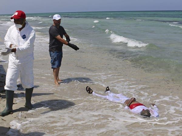22 قتيلاً على سفينة مهاجرين قبالة سواحل ليبيا
