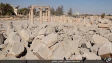 داعش يقطع طريق الإمداد الرئيسية بين حمص وتدمر