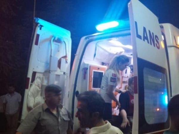 انتحارية تفجر نفسها في مدينة بورصة التركية