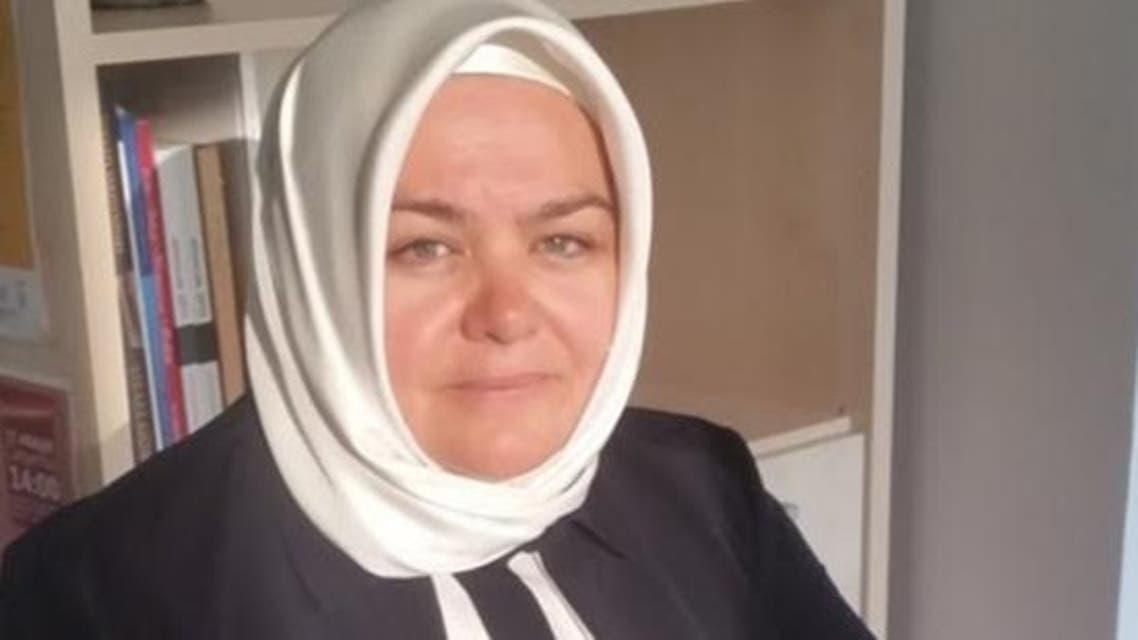 Aysen Gurcan, a 52-year-old academic, was appointed Friday to be the minister in charge of family and social policies. (Photo courtesy: iha.com.tr)