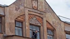 Hundreds protest smashing of demon statue in Saint Petersburg
