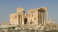 ISIS destroys part of another temple in Palmyra