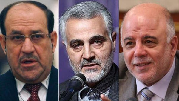 Abadi rejected an Iranian request to re-Maliki as Vice-President