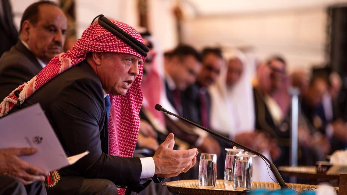 العاهل الأردني - 3 رئيسية