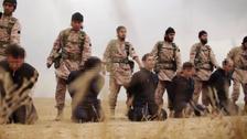 شام:داعش نے ایک ماہ میں 91 افراد کو موت کی نیند سلا دیا