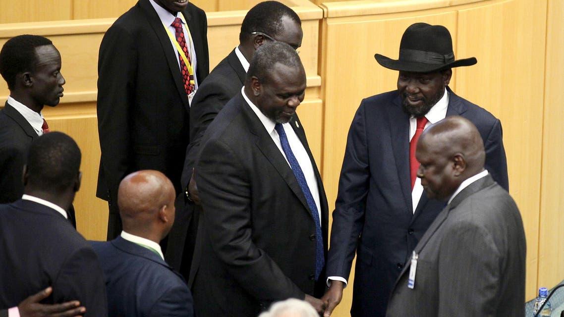 توقيع اتفاق سلام بين المتحاربين في جنوب السودان