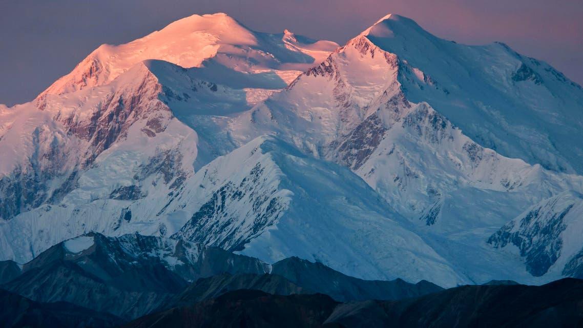 National Park Service handout photo shows Mount McKinley in Alaska. (Reuters)