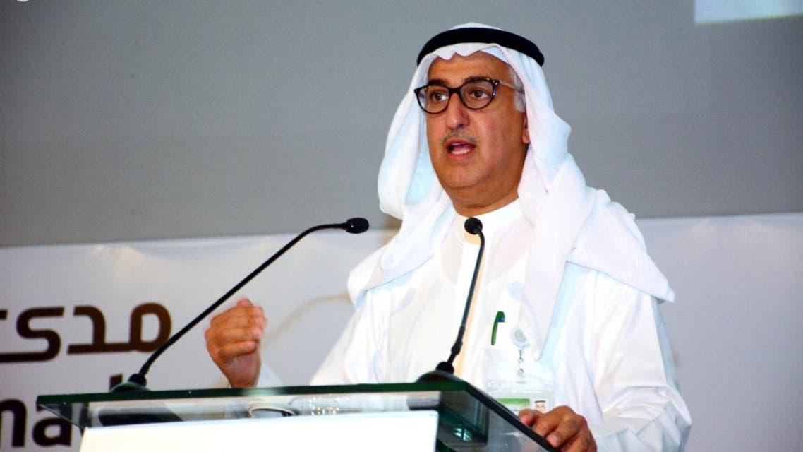 محافظ مؤسسة النقد العربي السعودي الدكتور فهد بن عبدالله المبارك