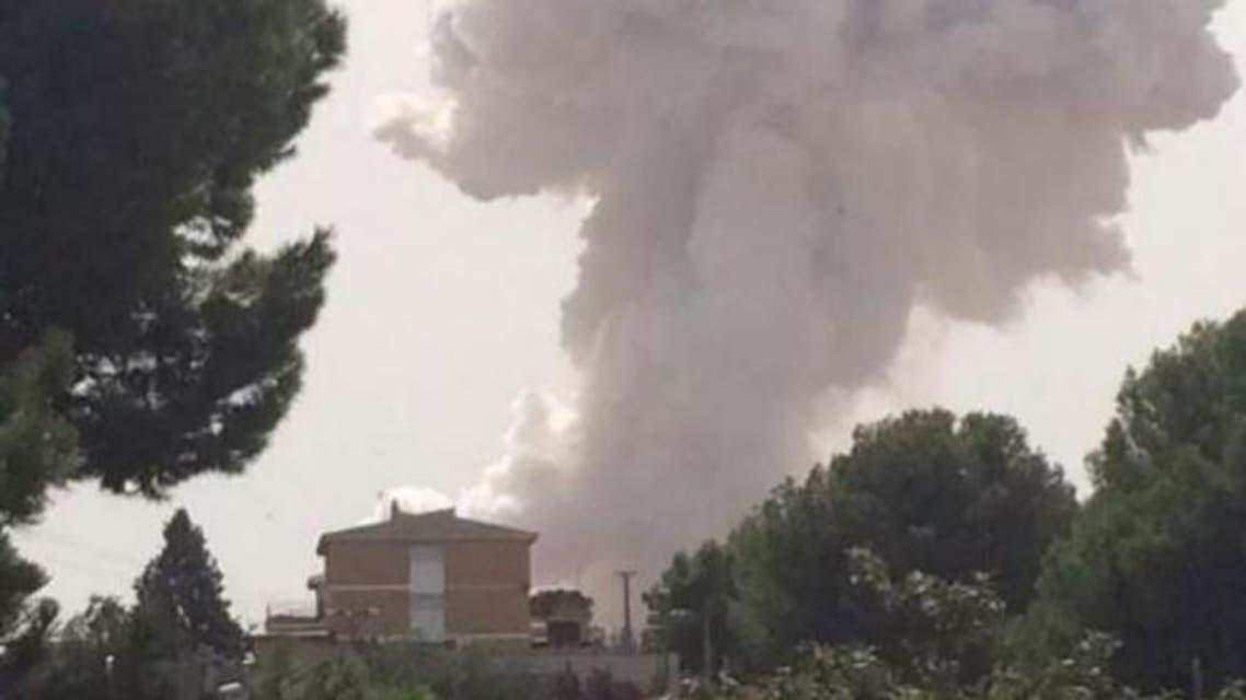 انفجار سابانيا
