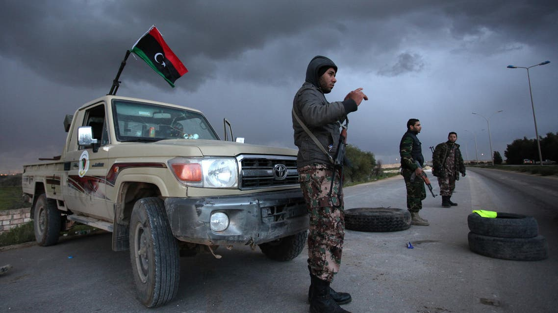 Forces loyal to Libya's internationally recognized government have been fighting Islamist groups in Benghazi. (File photo: AP)