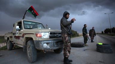 مقتل 5 من القوات الليبية بانفجار عبوة في بنغازي