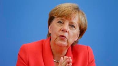 ميركل تحذر الألمان: أزمة المهاجرين تحدٍّ وطني كبير