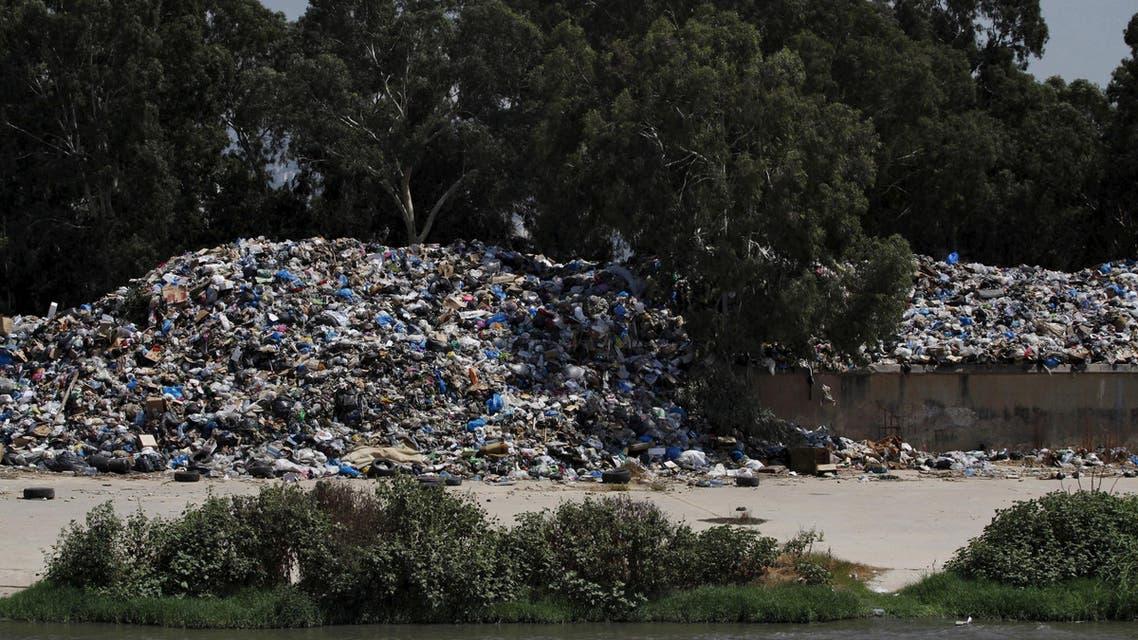 أزمة النفايات في لبنان
