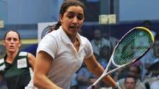 Egyptian woman tops squash world ranking