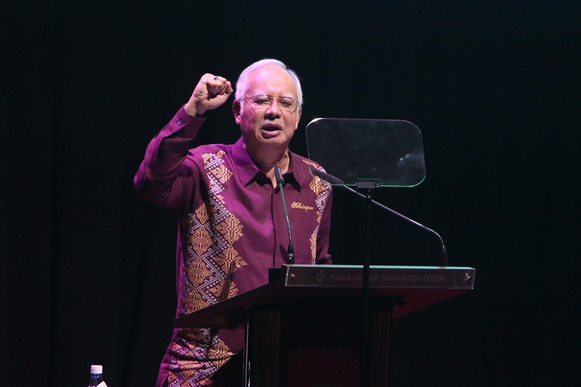 Malaysia PM (AP)