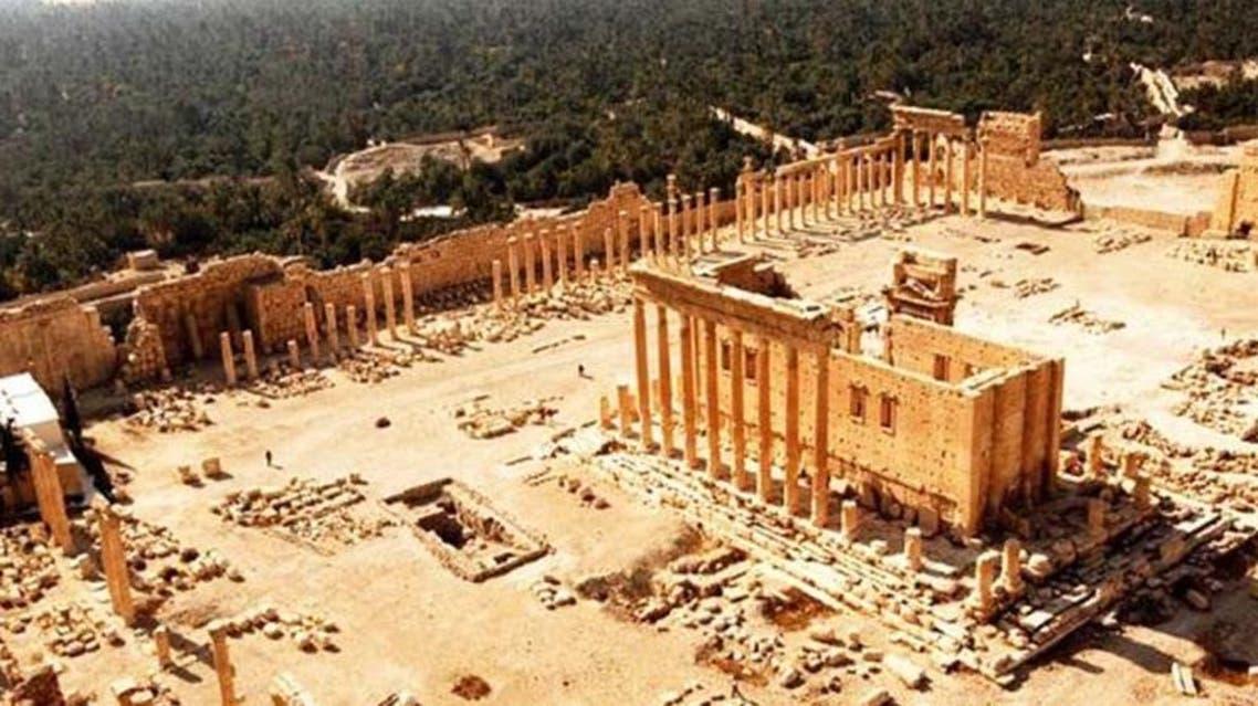 معبد بل في تدمر