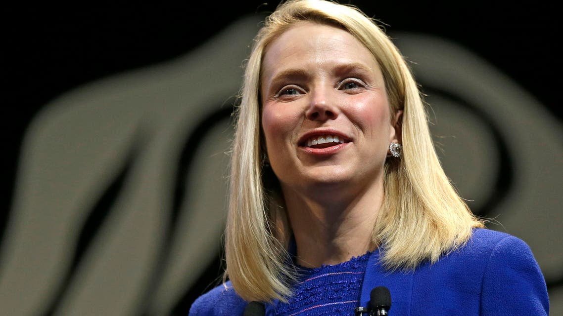 In this Tuesday, June 17, 2014, file photo, Yahoo CEO Marissa Mayer attends the Cannes Lions 2014, 61st International Advertising Festival in Cannes, France. Mayer was the fifth highest paid CEO in 2014, according to a study carried out by executive compensation data firm Equilar and The Associated Press. (AP Photo/Lionel Cironneau, File)