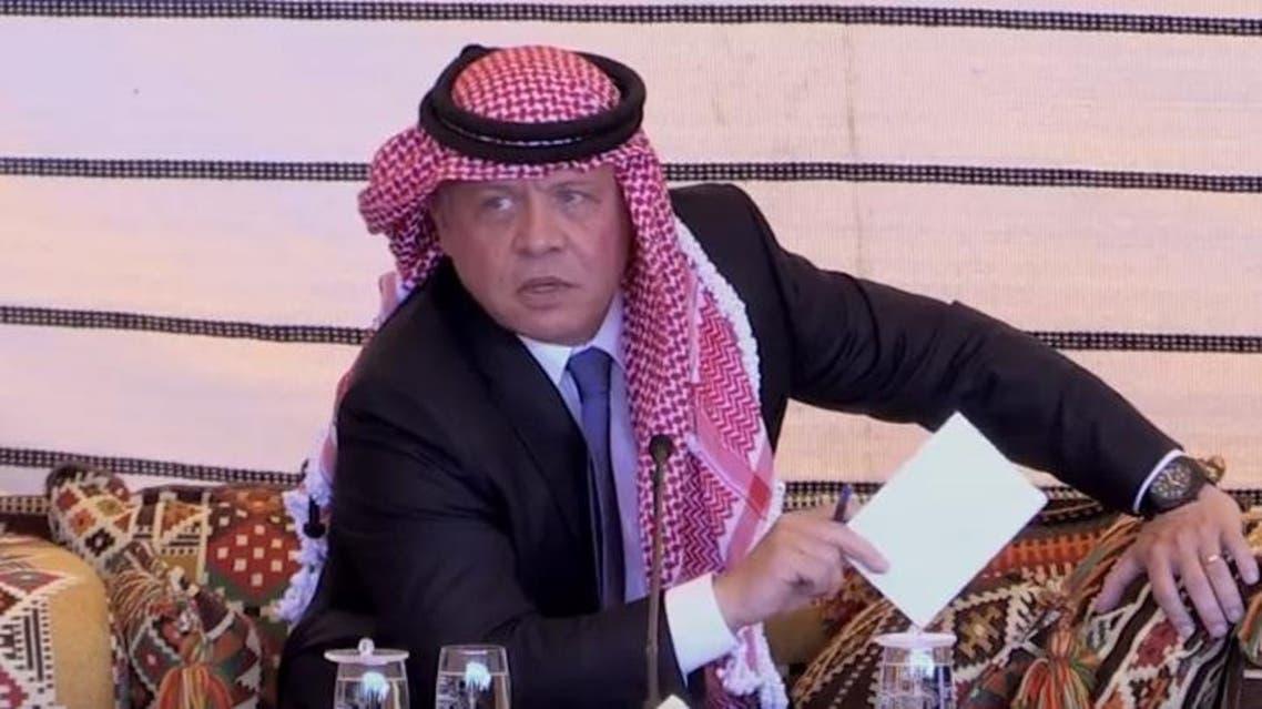 King Abdullah jordan youtube
