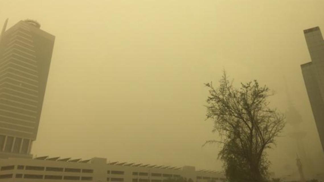 الكويت الأحوال الجوية