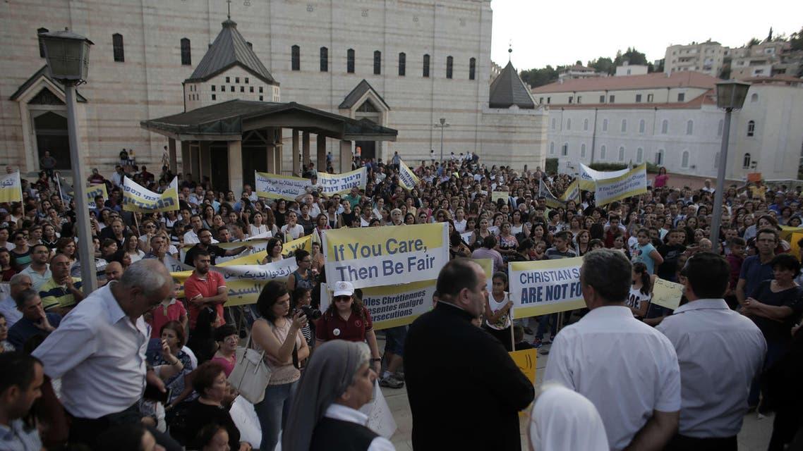 إضراب المدارس المسيحية في إسرائيل