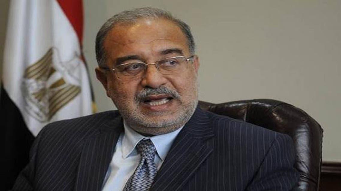 وزير البترول المصري شريف اسماعيل