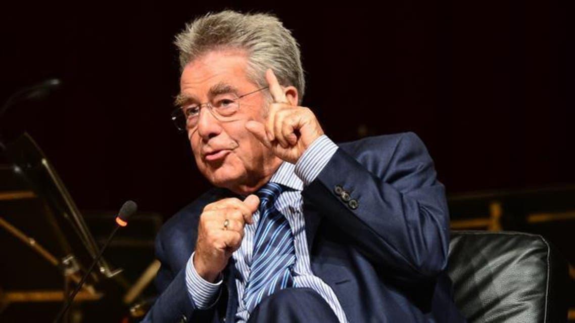 هانس فیشر رئیس جمهوری اتریش