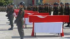ترکی :کرد باغیوں کے بم حملے میں چار پولیس اہلکار ہلاک