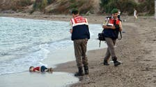 Shocking footage of drowned Syrian boy sparks outcry