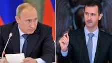 الناتو: بوتين استغل يأس الأسد لمد قوته العسكرية