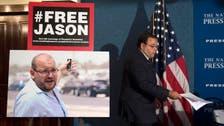 Efforts underway in case of detained U.S. journalist: Iran lawmaker