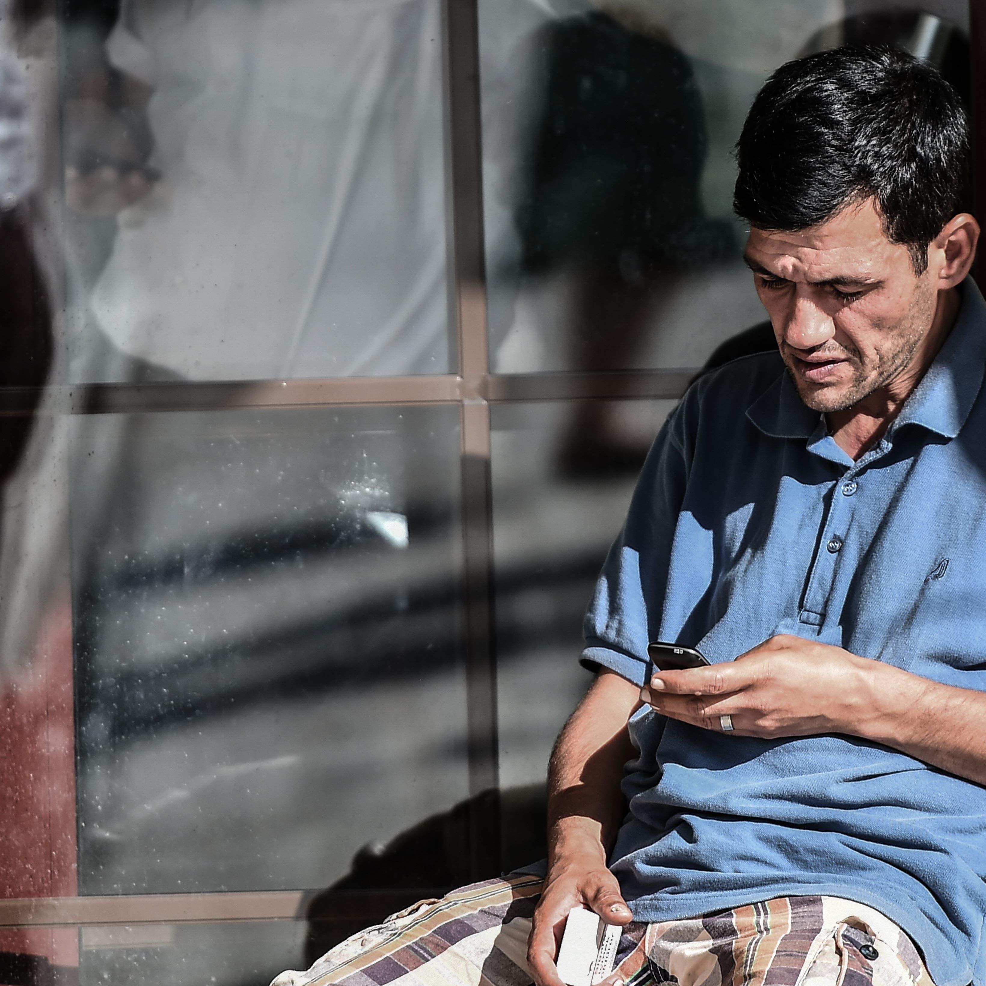 والد الطفل السوري آلان الكردي يقرر البقاء في كوباني