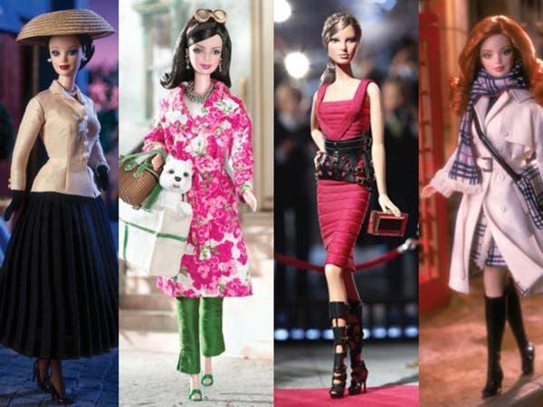 باربي تتألّق بأجمل الأزياء في دبي