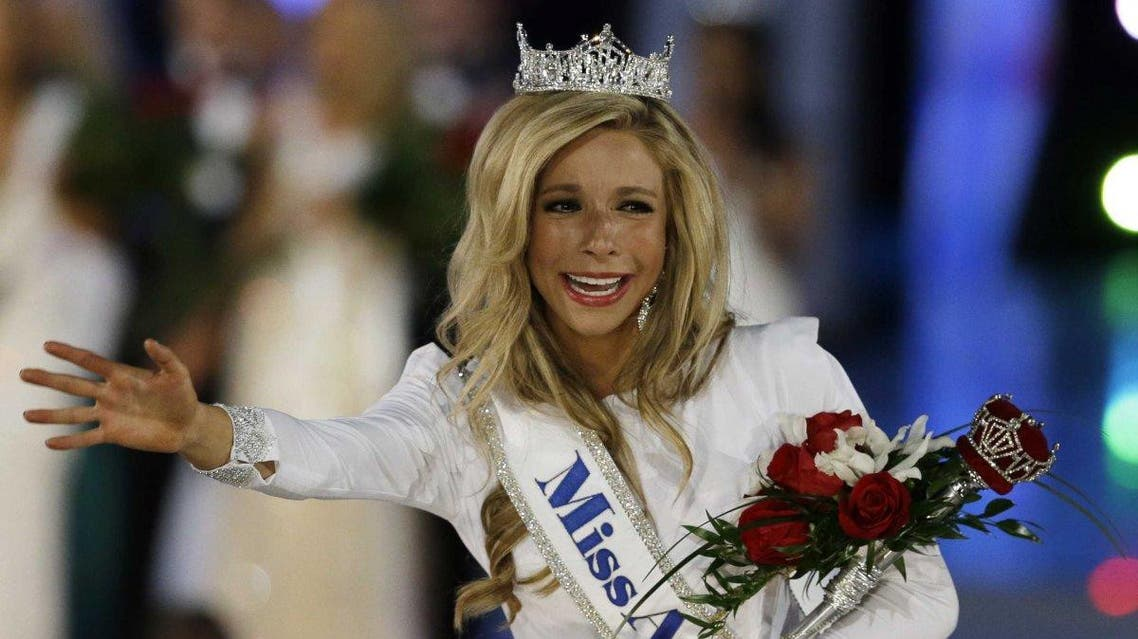 AP Photo/Mel EvansKira Kazantsev was the third Miss New York in a row to win Miss America earlier this month.